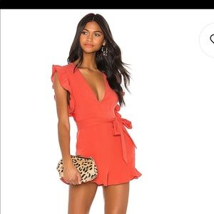 Lovers and friends romper!